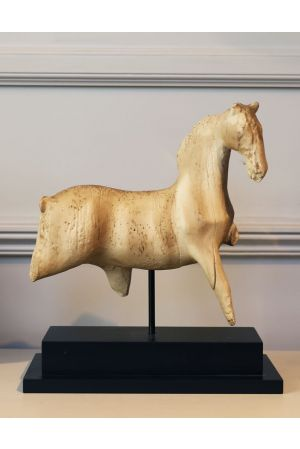 Reedition Horse Figurine Small