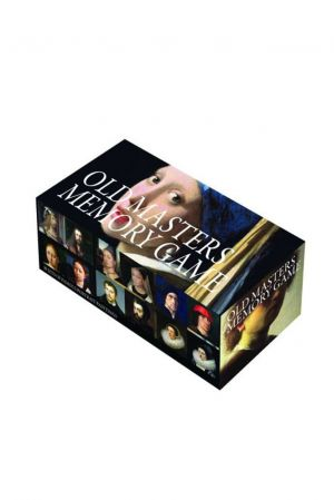Spel Old Masters Memory Game
