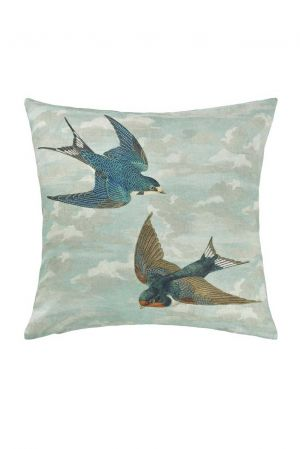 Kudde-Chimney-Swallows-Sky-Blue-John Derian