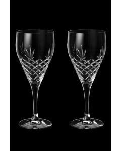 Glas Crispy Red 35 cl - 2 pcs