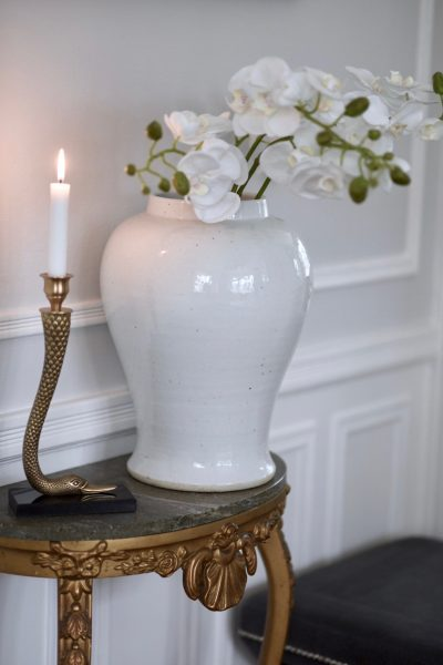 candel holder brass scandinavian style